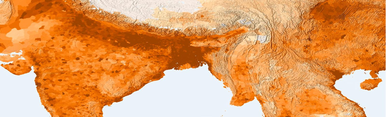 ESMAP Releases New Tool that Maps Solar Potential Globally